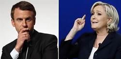 法大選終戰 馬克宏VS勒龐 國際政治立場比一比
