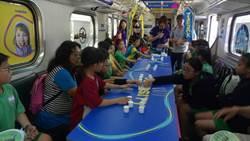臺灣科普環島列車開抵雲林