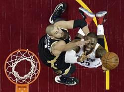 NBA》送泰隆盧最佳生日禮 詹皇領騎士橫掃暴龍