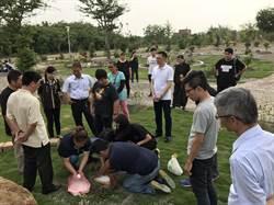 園藝老人往生 入住多樹埔心環保葬區