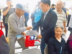 郝龍斌:選黨主席非演講比賽