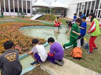 農博會學生志工 秉持服務信念參與盛會