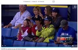 MLB》胡智為意外返大聯盟 如願投給家人看