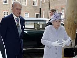 菲利浦親王70年活動量超驚人  宣布退休後首現身展風趣