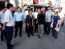 打造哈瑪星為全國首個生態交通示範社區 陳菊踏勘