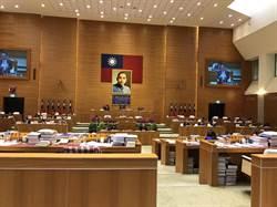 新竹縣2議員為房屋稅請辭 議會國民黨團發聲明