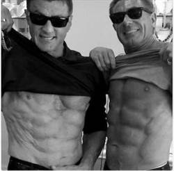 70歲席維斯史特龍 衣服底下肌肉驚呆網友