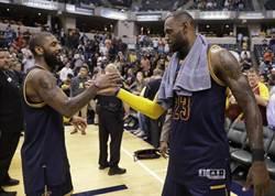NBA》詹姆斯簽名鞋銷售再稱王 厄文居次