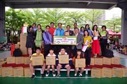南山中學師生總動員 募千斤白麵條助貧困家庭