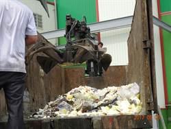 4.2公噸戴奧辛雞蛋 今日完成焚化銷毀