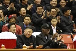 NBA》稱金正恩就像一般人 羅德曼:他不想炸誰