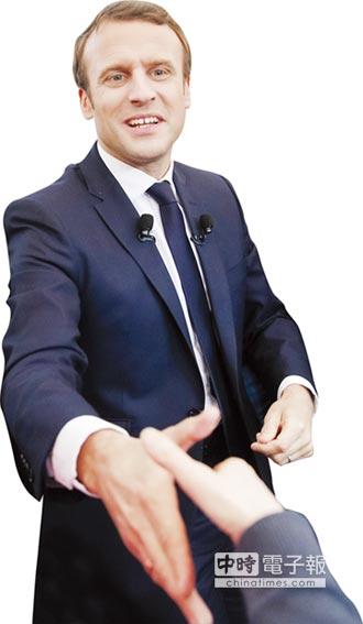 勝利在望 馬克宏民調擴大領先 心中已挑好總理人選...
