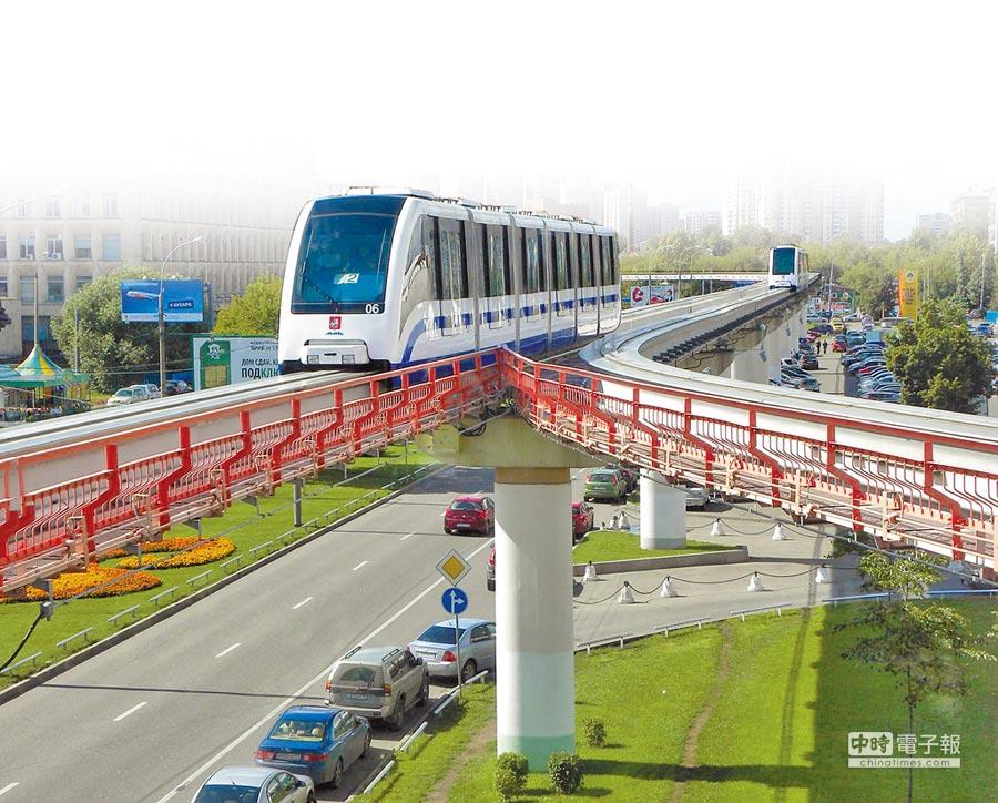 新竹市爭取「大新竹輕軌路網」納入前瞻基礎建設。(徐養齡翻攝)