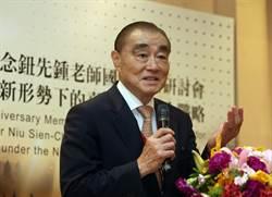 國防部長馮世寬:中共海空軍遠海長訓擴至第二島鏈