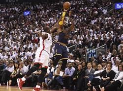 NBA》即將再寫紀錄 詹姆斯:從來不想橫掃對手