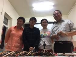 平權「筷」來! 陳芳明送筷盼通過同婚
