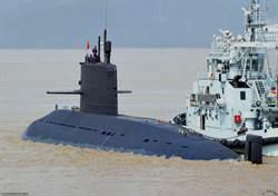 泰國買大陸元級潛艦 頭期款2千萬美元