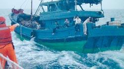 海巡隊傷陸漁工 國台辦憤慨