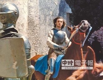 查理漢納受《神劍》啟蒙當演員