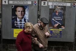 法國總統大選第二輪決選投票率偏低