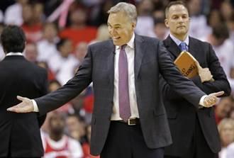 NBA》30隊教練投票 火箭熱火教頭並列第一