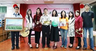 宜蘭市長江聰淵將出訪  小英簽名照當伴手禮