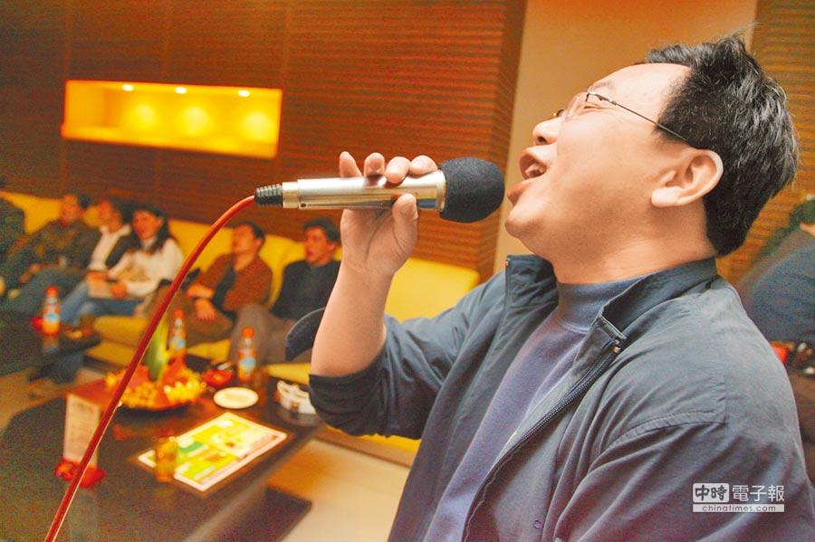 民眾到南京一家卡拉OK歡唱。(CFP)