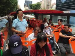 北市觀光巴士業績不佳 觀傳局允改進