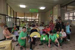 八德國中生賣蔥油餅 6千盈餘捐教養院