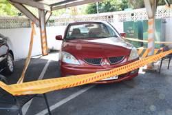 潮州槍響疑購車糾紛 助陣男遭對向來車擊中