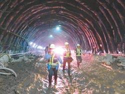 草埔隧道 搶2020年通車