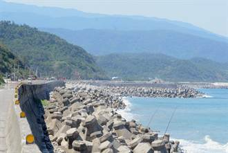 南迴公路磁場最強海灘?隧道出碴土方養灘成功