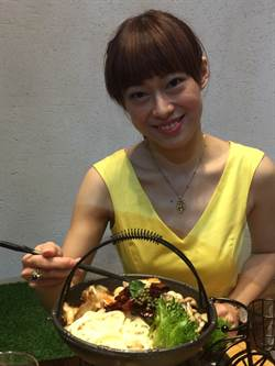 全台首創川味蔬食餐廳 「梳子」落腳中正藝文特區