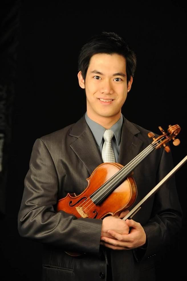 我國小提琴新秀林品任驚傳在大陸發生車禍,目前住院治療中。(本報資料照)