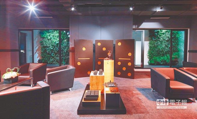 「頓悟時刻」展覽中亦陳列Zegna為第56屆米蘭國際家具展精心打造的Toyz系列。