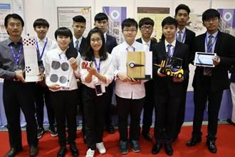 朝陽科大國際爭光 馬來西亞發明展勇奪2金4銀1特別獎