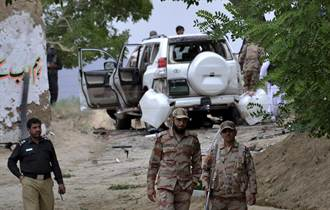巴基斯坦參議院副主席車隊遇襲 25死35傷