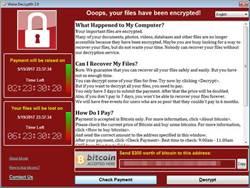 WannaCry勒索病毒大爆發 業者籲快更新電腦