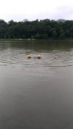 內湖碧湖公園浮屍 警方確認是75歲老翁