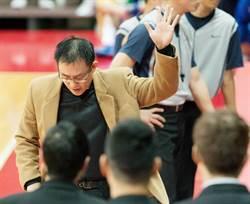 SBL》台銀教練團定案 韋陳明再接總教練