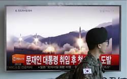 美推測北韓今試射落點近海參崴  文在寅誓回應挑釁