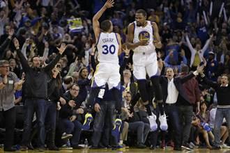 NBA》柯瑞6記三分彈 史上第6緊追科比