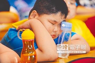 三餐在外 胖童增至近4千萬