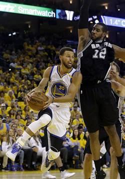 NBA》君子報仇四年不晚 柯瑞用勝利甩恥辱