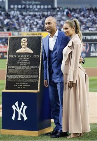 MLB》告別傳奇2號 洋基隊長吉特背號榮退