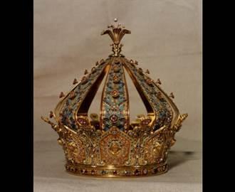 鎮館之寶!鑲滿1791顆珍貴寶石「聖母瑪利亞之冠」遭竊