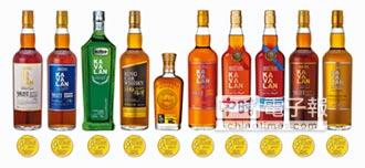 金車噶瑪蘭威士忌驚豔全球