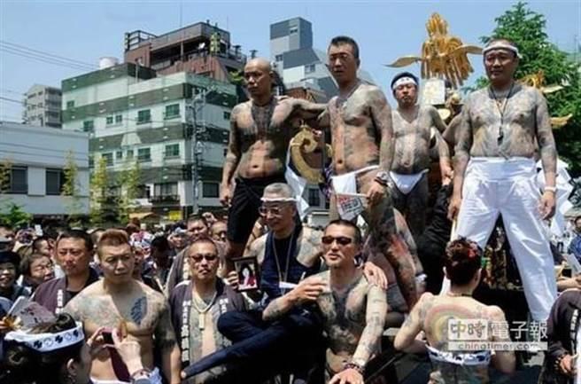 世界最富有的黑幫日本山口組。(圖/六代目山口組臉書)
