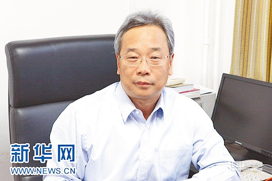 大陸國務院發展研究中心產業經濟部部長趙昌文。(取自新華網)