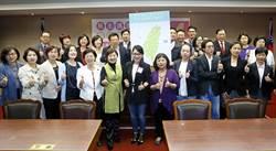 民進黨立法院新住民事務發展聯盟 成立